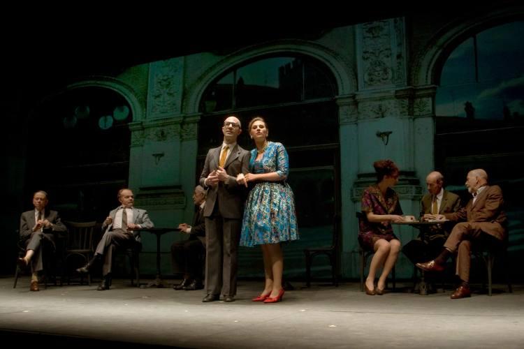 Teatro Menotti Milano, maestro di vigevano