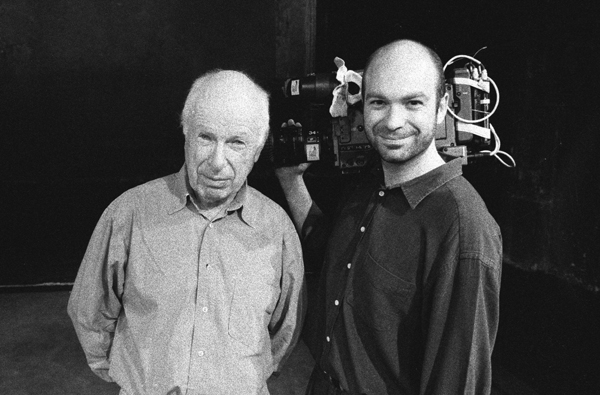 Milano per Peter Brook, Peter e Simon Brook, Milano Arte Expo Teatro